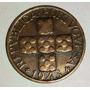 2 Monedas Portugal 20 Centavos 1943 Y 10 Centavos 1953