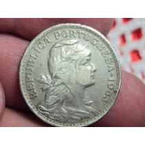 Moneda Portugal 50 Centavos De Escudo 1953 Ref (a 103)