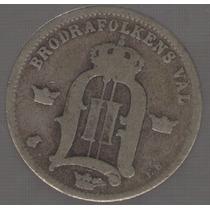 Suecia 50 Ore 1880 B