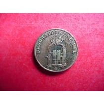 Suecia- 1 Ore 1885 Bronce Estado Excelente Fino