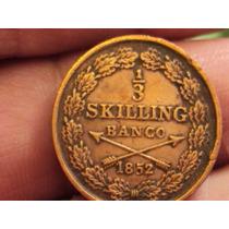 Moneda Suecia -sweden 1/3 Skilling Km 657 / Ref (a 39)