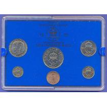 Suecia 5,10,25,50 Ore Y 1,5 Kronor 1979 * Mint *
