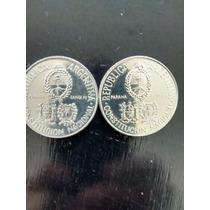 Numismatica Moneda De 2$ 1994-const.nac. -argentina