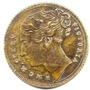 Moneda Inglesa.victoria Reina 1830 Hanover