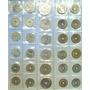 Colección Monedas Con Agujeros 30 Diferentes