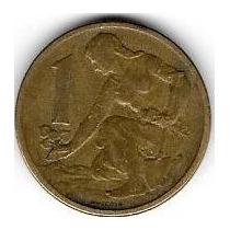 Checoslovaquia 1 Koruna 1964