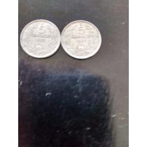 Numismatica Moneda De 5 Centavos Año 1987-chile