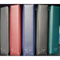 Carpeta Para Guardar Hojas De Monedas 5 Colores Disponibles