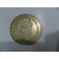 Moneda Estados Unidos Mexicanos Un Peso 1962