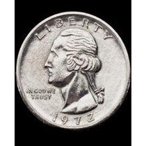 Moneda Jumbo Cuarto De Dólar