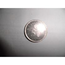 Moneda 50 Pesetas-españa 1980 -tira Mundial 1982