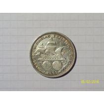 Estados Unidos 1/2 Dólar Plata 1892 Conmemorativo Muy Lindo