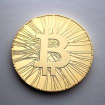 Bitcoin | Btc | La Moneda Física | Ideal Para Coleccionistas