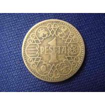 Moneda 1 Peseta 1944 Muy Buen Estado