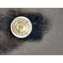 Numismatica Moneda De 1$1995- Enh Union Y Libertad -argenti