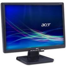 Monitor Acer Al2216wbd 22 Widescreen Lcd Exelente Estado!!