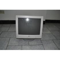 Monitor Lg 710e 17 Pulgadas