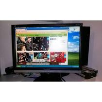 Monitor Viewsonic 17 Va1716w Usado