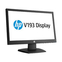 Monitor Hp 19 Led Widescreen V193 18,5 Pc Vga Garantia