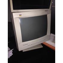Vendo Monitor Viewsonic E40, Funciona Perfecto