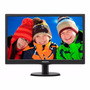 Monitor Pc Philips 193v5lsb2 19¨ 16:9 Hd Vga.