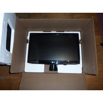 Monitor Lcd Lg 22 Pulgadas W2243s Como Nuevo Con Caja