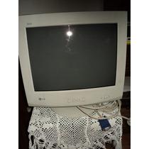 Monitor Lg 500e Usado, Para Reparacion O Repuestos