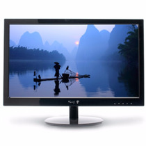 Monitor Pc Led Kanji 19 Full Hd Hdmi Vga