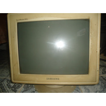 Monitor Color 14 Samsung Syncmaster 591s