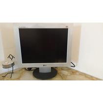 Monitor 15 Lcd Lg Flatron L1530 S Excelente Estado
