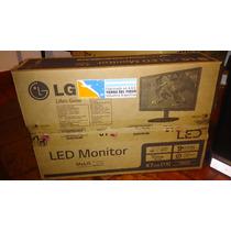 Led Monitor 19 Pulgadas Dual Smart Solution
