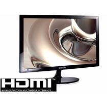 Monitor Led 19´ Samsung S19d300hy - Para Hdmi - Modelo 2015!