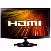 Monitor Led Lcd 19 Pulgadas Hdmi Samsung / Lg Gtia 3 Años
