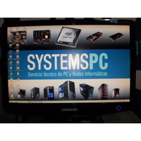 Monitor Lcd Samsung 19 Syncmaster 932nw - Widescreem