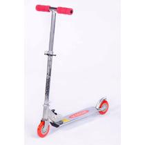 Monopatín Aluminio Scooter Plegable R&m Babies