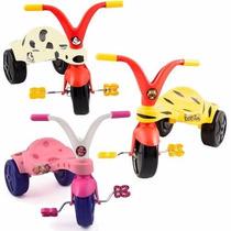 Triciclo Pedal Per Bambini Liviano 1/ 3 Años Nena Nene Local