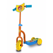 Unibike Scooter 3 Ruedas Princesa 12 Cuotas Envios