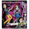 Monster High Jackson Jekyll Y Frankie 100% Original Mattel