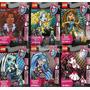 6 Figuras Monster High Muñecas Articuladas Envío Gratis Mirá