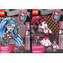 Monster High Muñecas Articuladas Tipo Lego Con Accesorios !