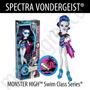 Monster High Swim Class Spectra Vondergeist