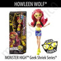 Monster High Geek Shriek Trip- Howleen Wolf