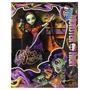 Muñeca Monster High Casta Fierce Original En Caja