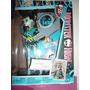 Monster High-frankie Stein-picture Day- 100 %original Mattel
