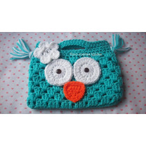 Cartera Crochet Nena