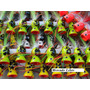 Poppers Para Tararira Y Dorado, Pesca Con Mosca (x10u)