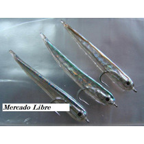 Gummi Minnow (por Favor Antes Disponibilidad De Stock )
