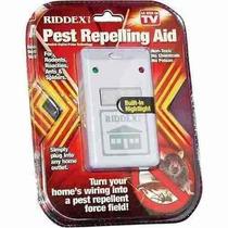Riddex Plus Repelente Ultrasonico Ratas Insectos Reoedores