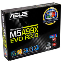 Mother Asus M5a99-x Evo - Pc Amd Am3+ 12 Cuotas