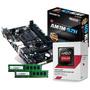 Combo Actualizacion De Pc Athlon Kabini 5150 X4 + 2gb